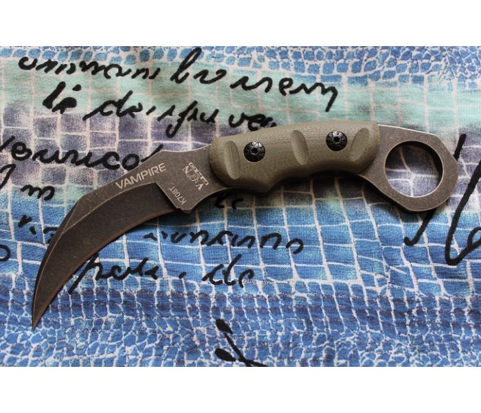 "Нож K708T ""Керамбит"""