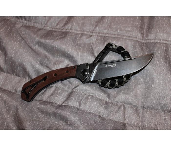 Нож складной K781T1 в восточном стиле.