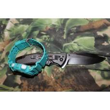 Нож с выкидным клинком P160